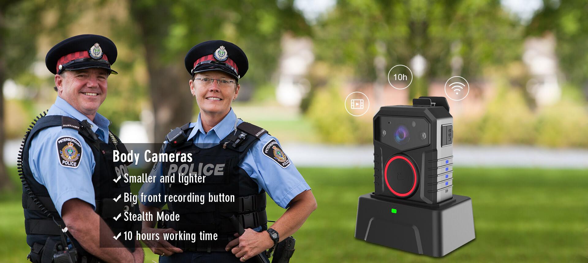 WiFi Police Body Camera