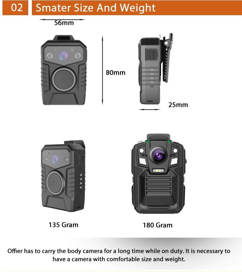 Police Body Camera A10
