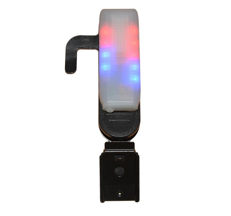 Police Shoulder Alert LED Light